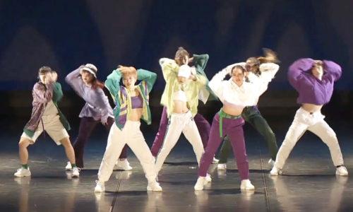 体育大学で4年間ダンスを学んだ女子のヒップホップはここまで進化する!