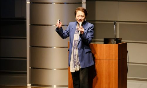 2020年2月22日開催<br>第15回女性スポーツ勉強会より 報告その5 2020東京オリ・パラの見方について コーディネーター宮嶋泰子