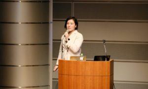 2020年2月22日開催<br>第15回女性スポーツ勉強会より 報告 その3:田知本遥さん編