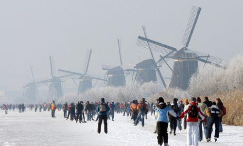 オランダのコロナとスポーツ~スケート愛はコロナに負けず~