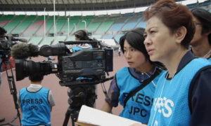 カルティベータ スタディートークzoom#5   宮嶋泰子 1月9日20時~ スポーツとは何かを考え続けた43年間の取材人生を振り返って