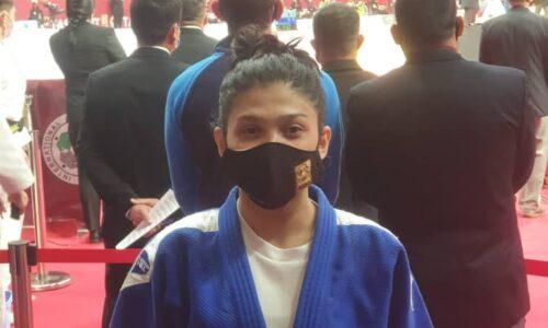 アフガニスタン女子柔道選手 IJFグランドスラム出場!