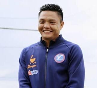 ミャンマーのサッカー選手ピエ・リヤン・アウン選手へのご支援ありがとうございました!